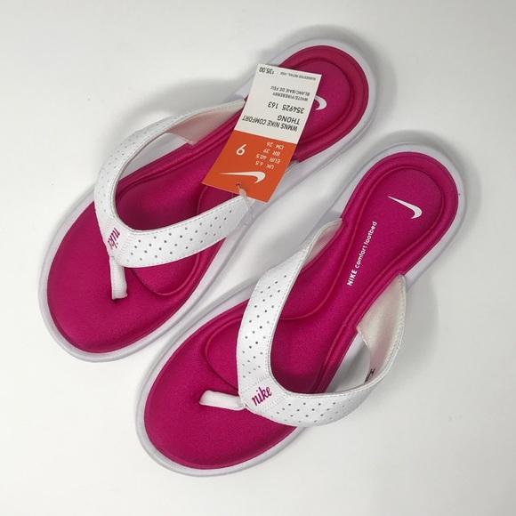 f70dca19da75 Nike Comfort thong flip flop